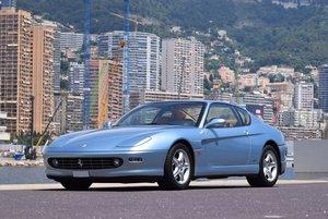 2001 Ferrari 456M GT For Sale by Auction
