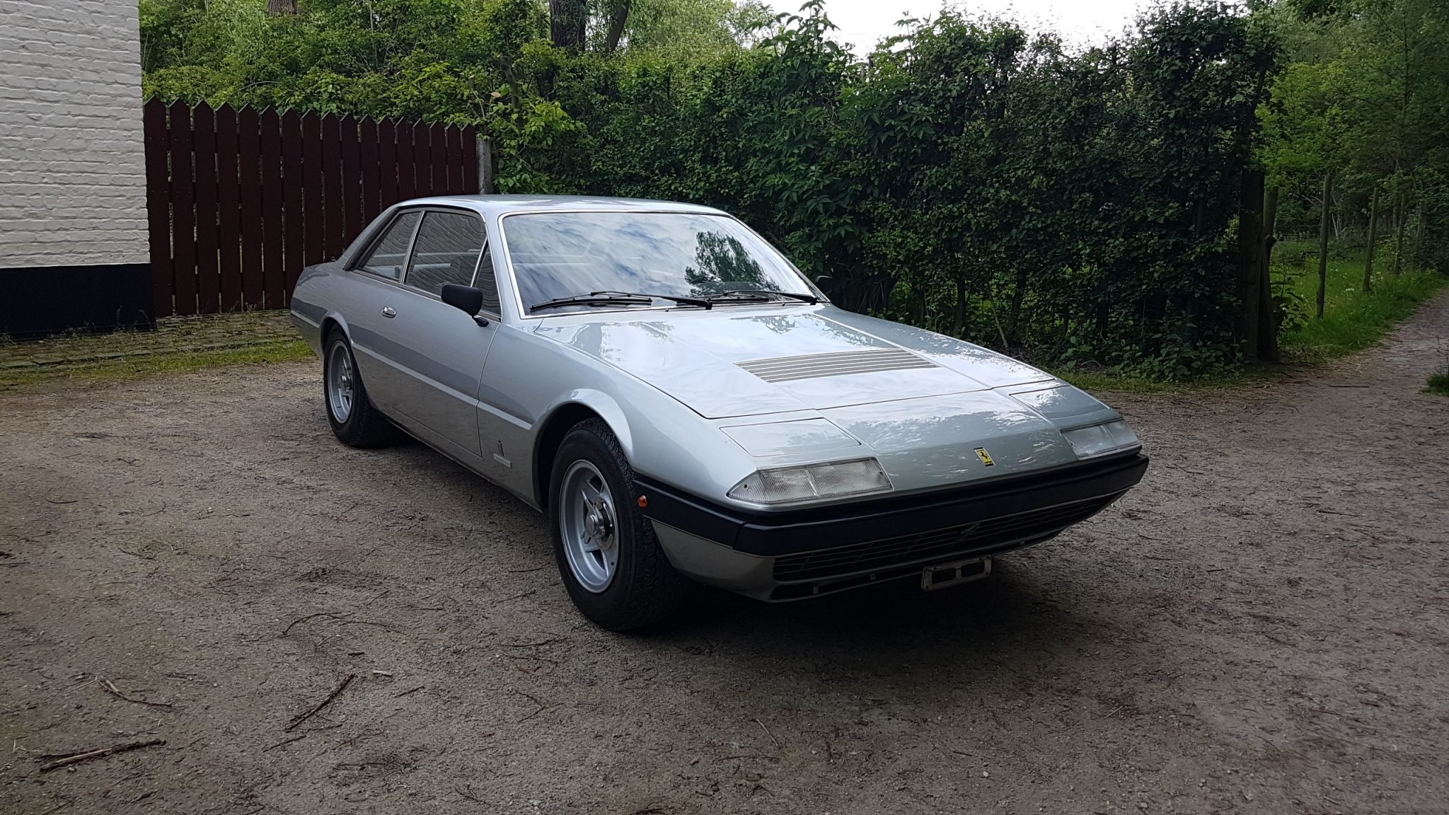 1975 Ferrari 365 GT4 2+2 For Sale (picture 1 of 6)
