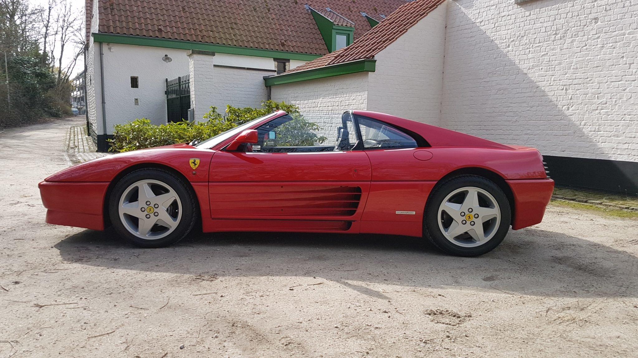 1994 Ferrari 348 GTS For Sale (picture 1 of 6)