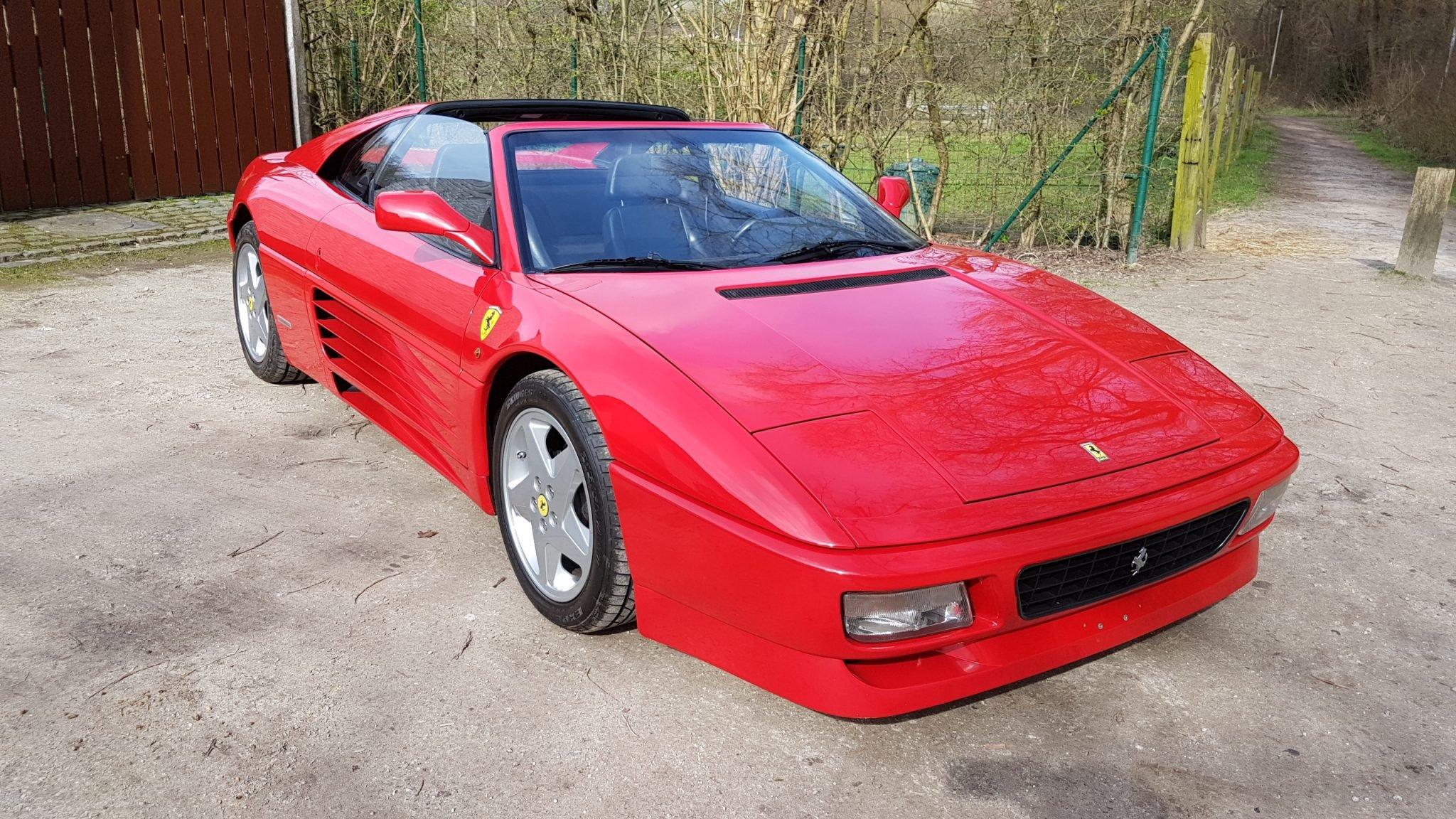 1994 Ferrari 348 GTS For Sale (picture 3 of 6)