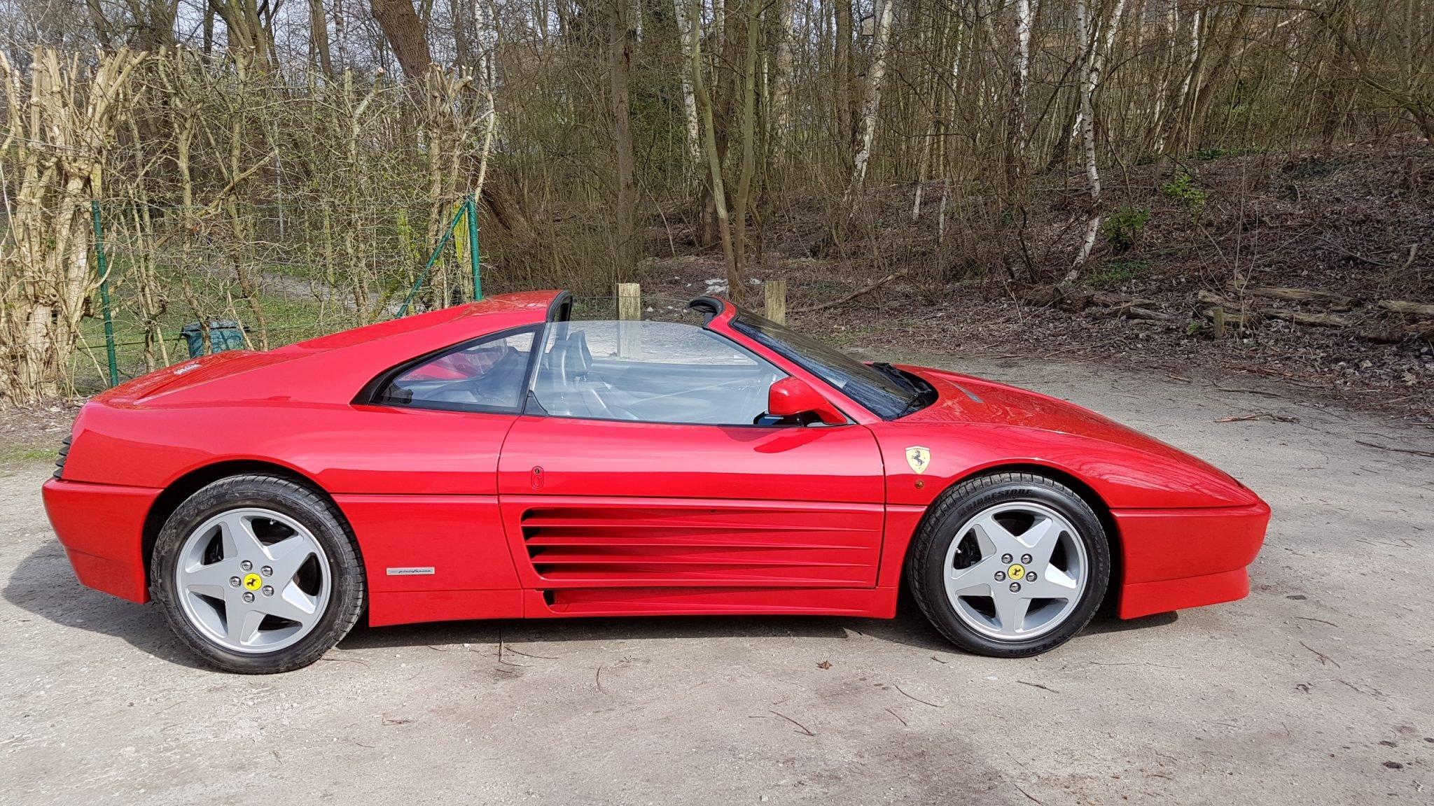 1994 Ferrari 348 GTS For Sale (picture 4 of 6)