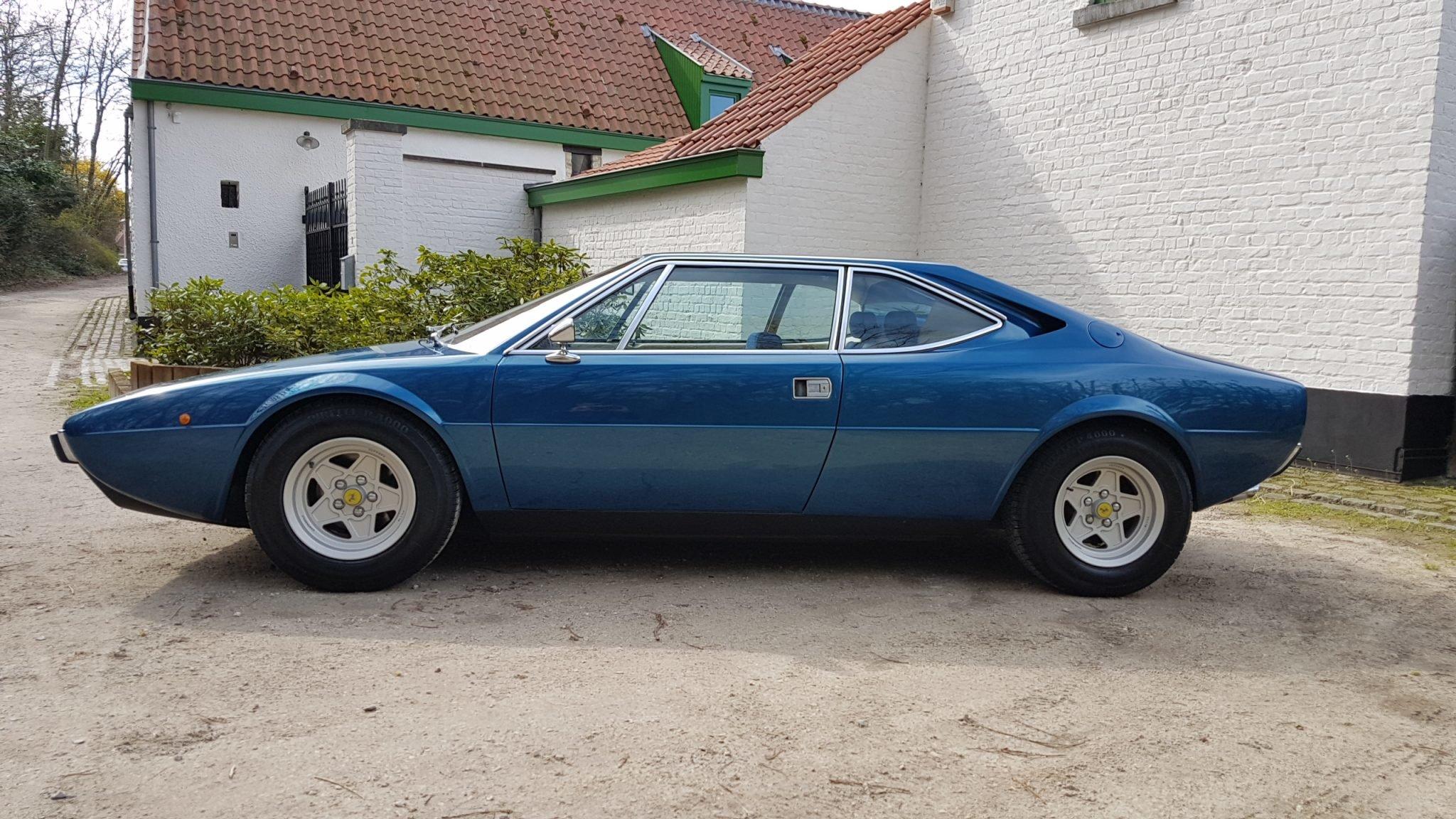 1977 Ferrari 308 GT 4 For Sale (picture 1 of 6)