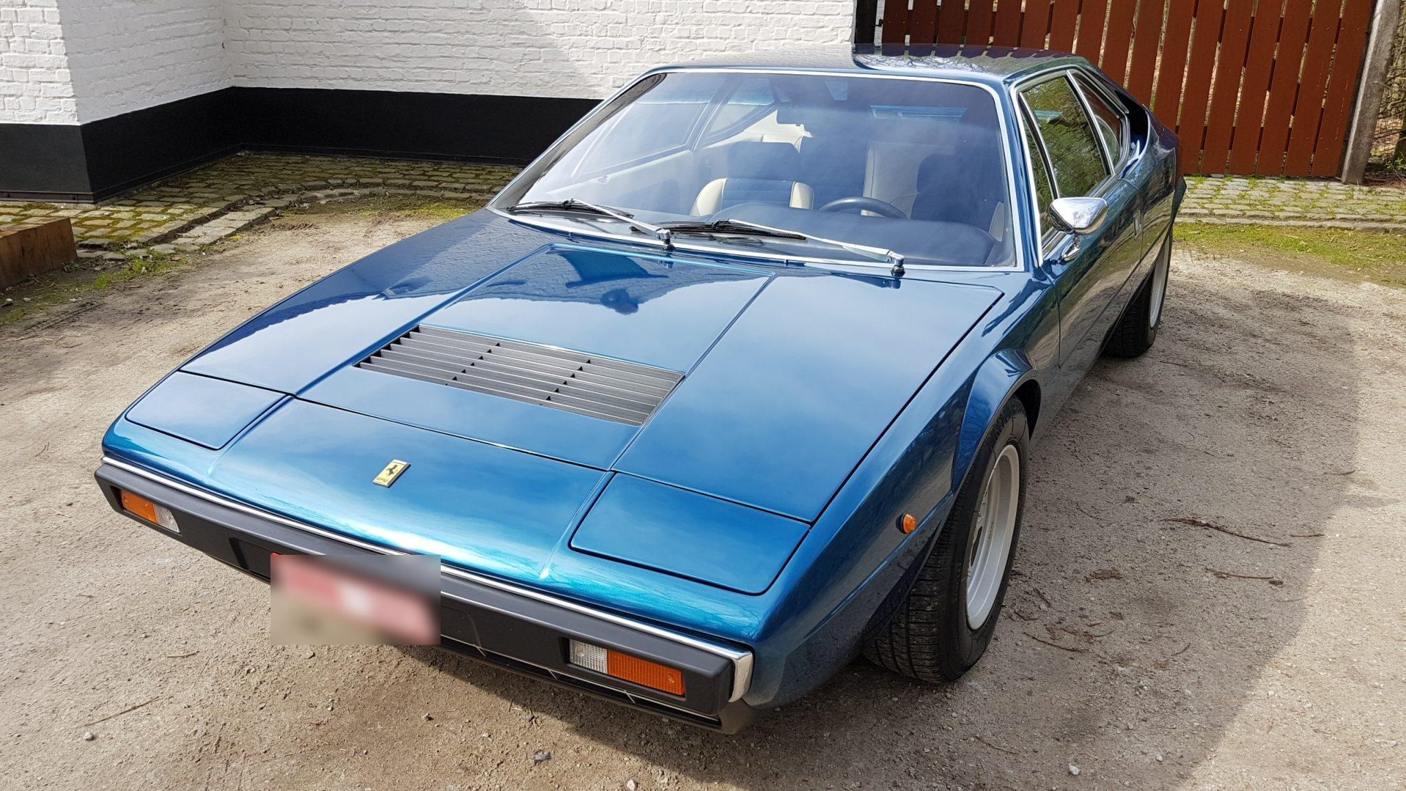 1977 Ferrari 308 GT 4 For Sale (picture 2 of 6)