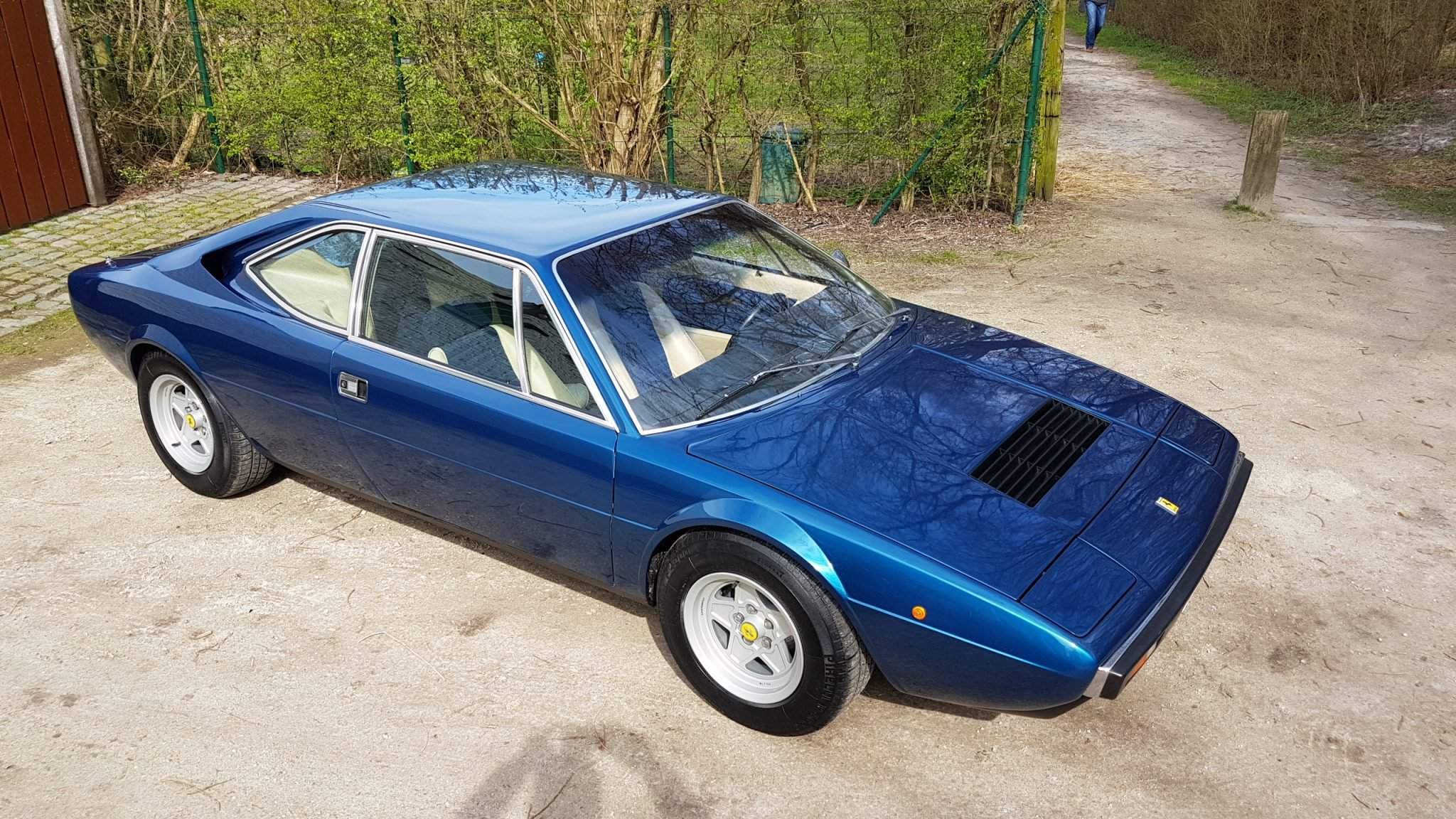 1977 Ferrari 308 GT 4 For Sale (picture 4 of 6)