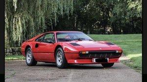 1981 Ferrari 208GTB