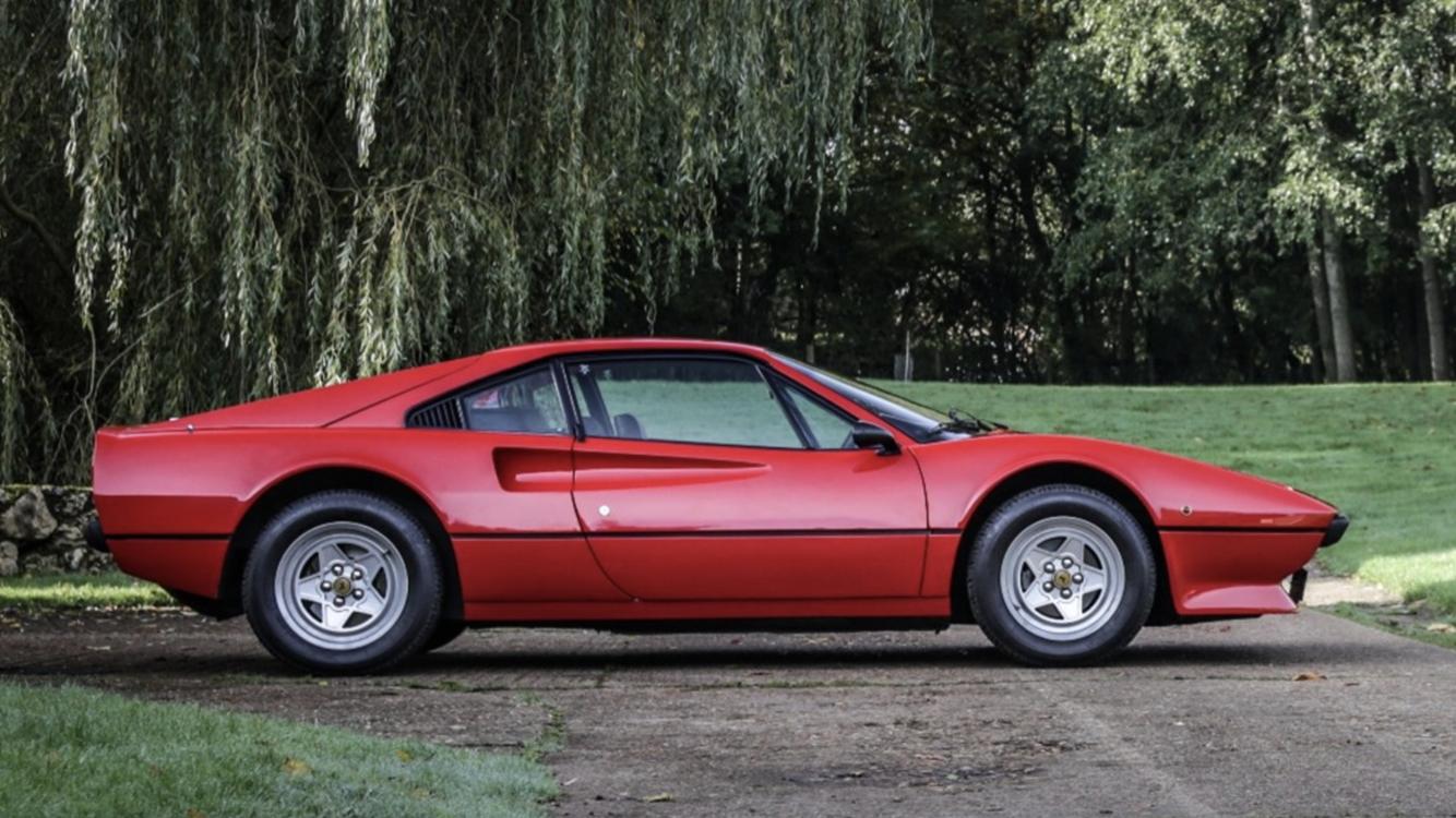 1981 Ferrari 208GTB For Sale (picture 3 of 6)