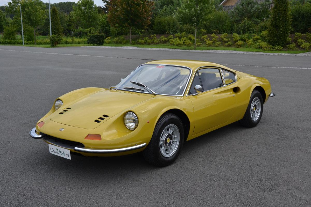 1970 (1116) Ferrari Dino 246 GT For Sale (picture 1 of 6)