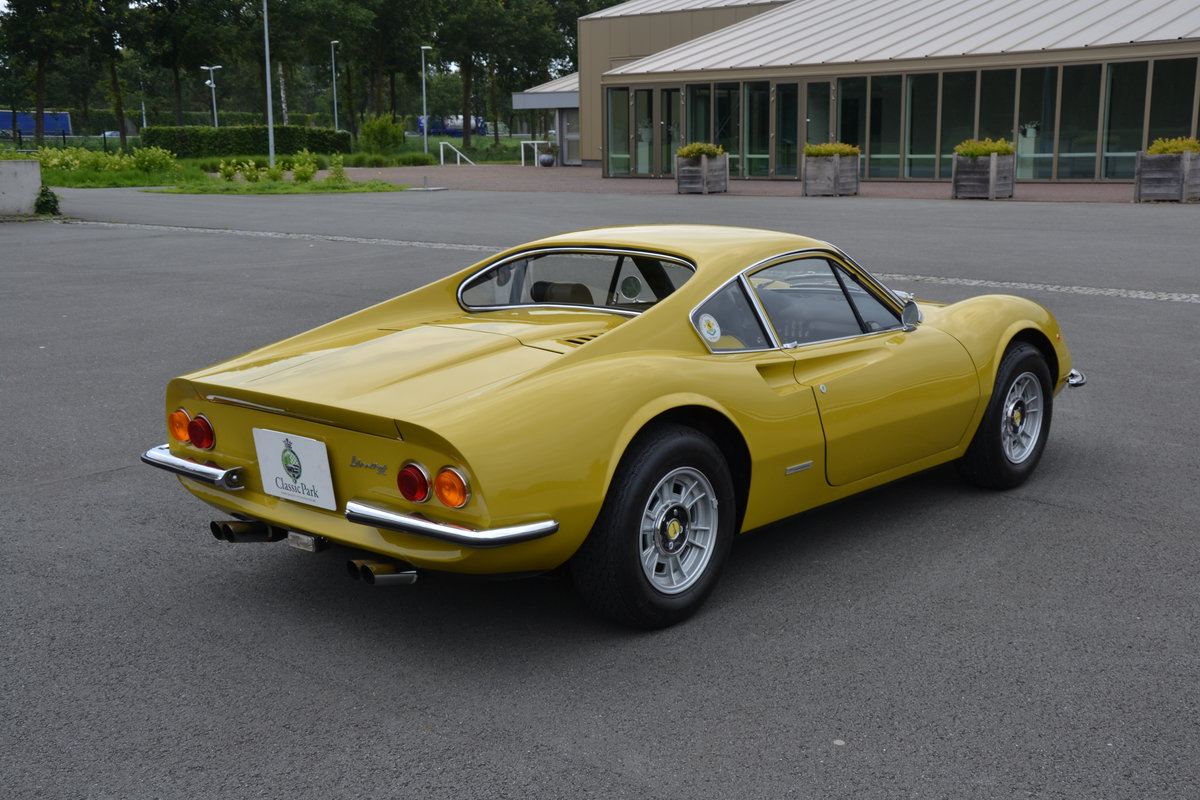 1970 (1116) Ferrari Dino 246 GT For Sale (picture 2 of 6)