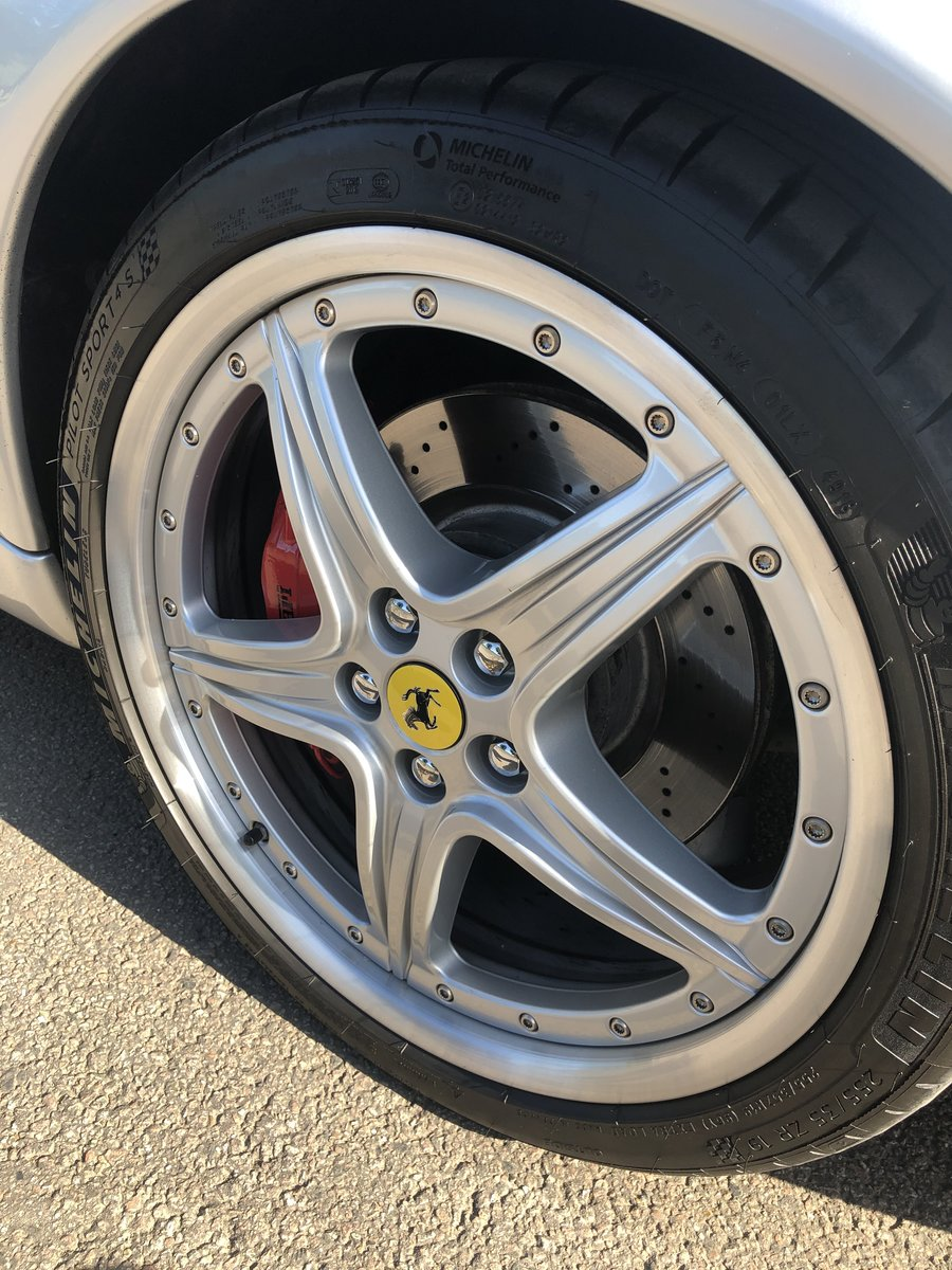 2003 Ferrari 575M, Fiorano handling pack, low miles For Sale (picture 3 of 6)