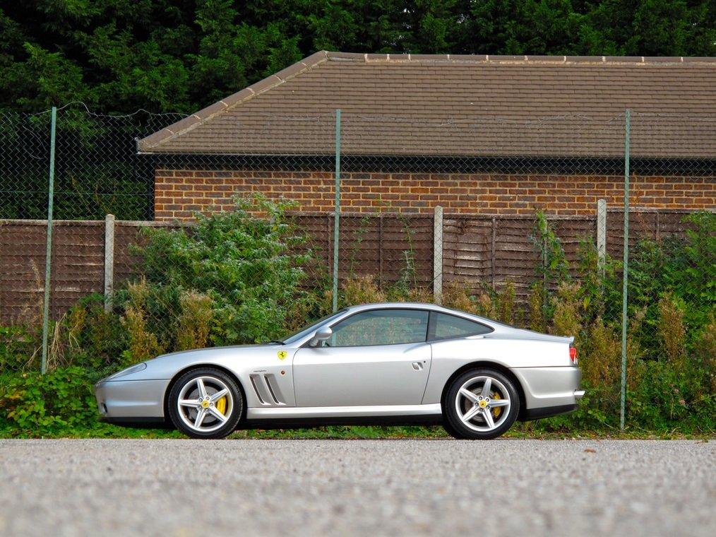 2003 Ferrari 575M Maranello F1 For Sale (picture 2 of 10)