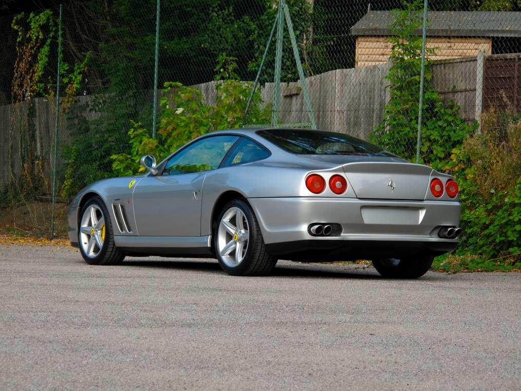 2003 Ferrari 575M Maranello F1 For Sale (picture 3 of 10)