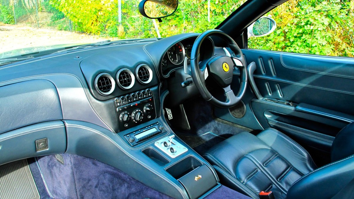 2003 Ferrari 575M Maranello F1 For Sale (picture 6 of 10)