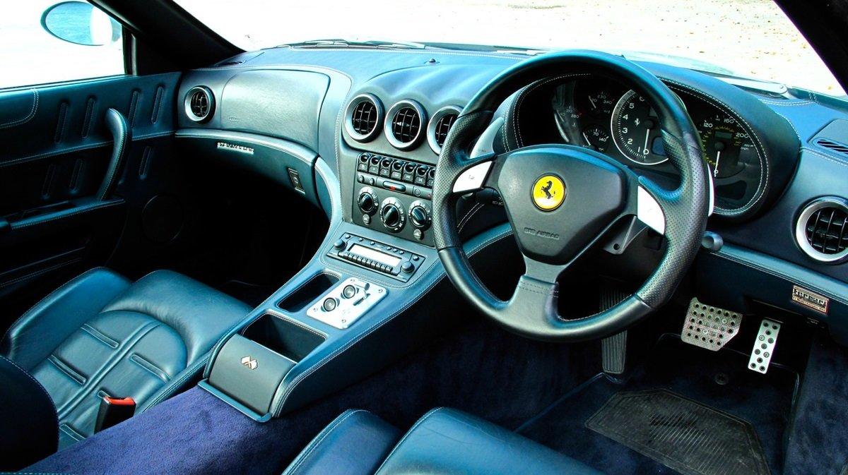 2003 Ferrari 575M Maranello F1 For Sale (picture 7 of 10)