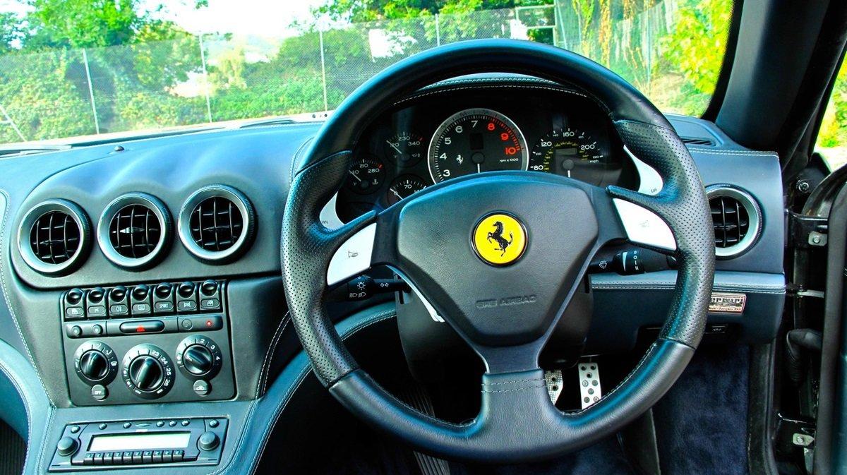 2003 Ferrari 575M Maranello F1 For Sale (picture 10 of 10)