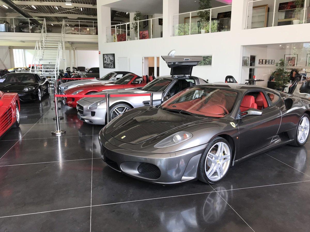 2006 Ferrari F430 F1 * Top condition * For Sale (picture 6 of 6)