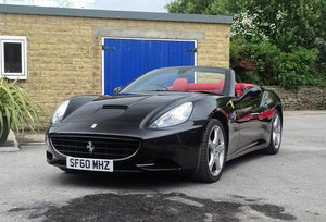 2010 2011 Ferrari California For Sale by Auction