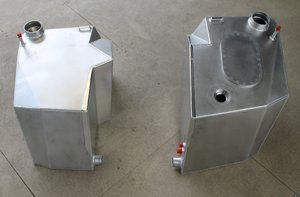 Ferrari F40 Alloy Fuel Tanks with Fitting Kit