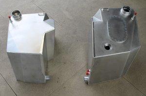 Ferrari F40 Alloy Fuel Tanks with Fitting Kit