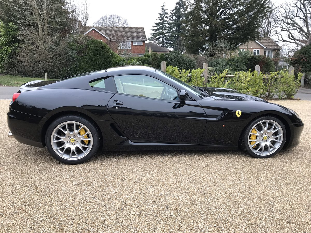 2007 BEAUTIFUL Ferrari 599 GTB,10,200 miles, full history,  For Sale (picture 1 of 6)