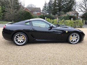 2007 BEAUTIFUL Ferrari 599 GTB,10,200 miles, full history,