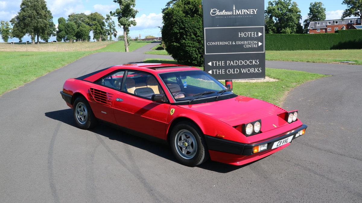 1985 Ferrari Mondial 8 Quattrovalvole  For Sale (picture 1 of 6)