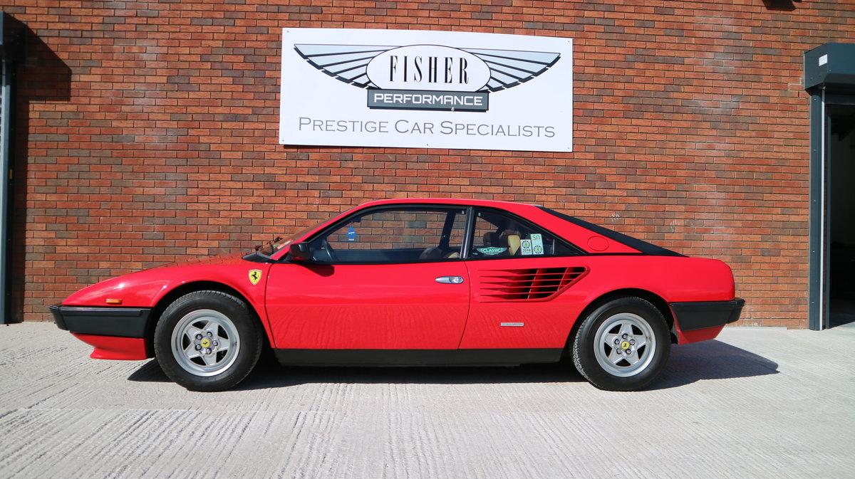 1985 Ferrari Mondial 8 Quattrovalvole  For Sale (picture 2 of 6)