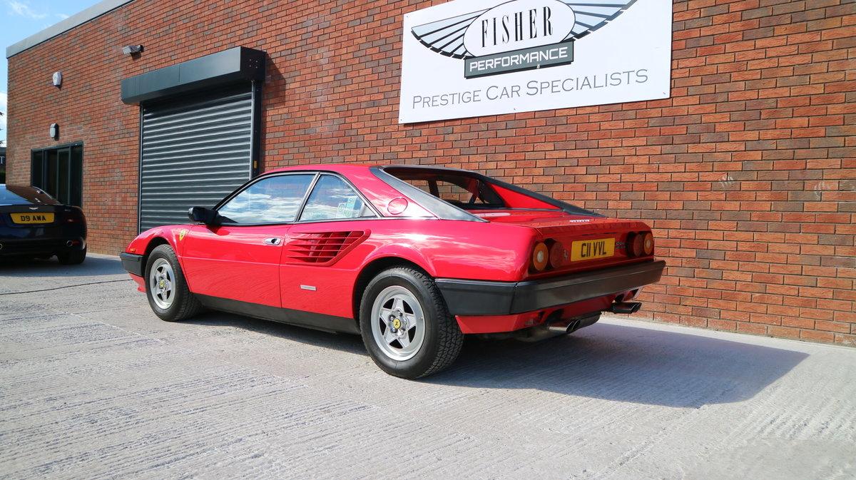1985 Ferrari Mondial 8 Quattrovalvole  For Sale (picture 3 of 6)