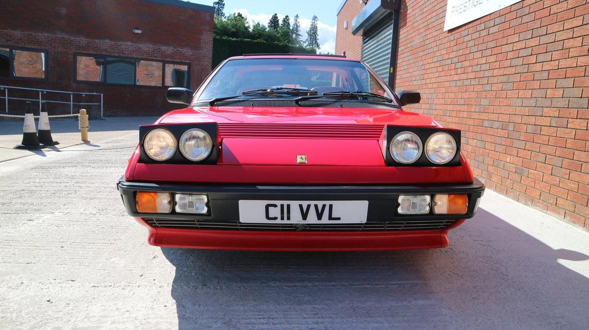 1985 Ferrari Mondial 8 Quattrovalvole  For Sale (picture 4 of 6)