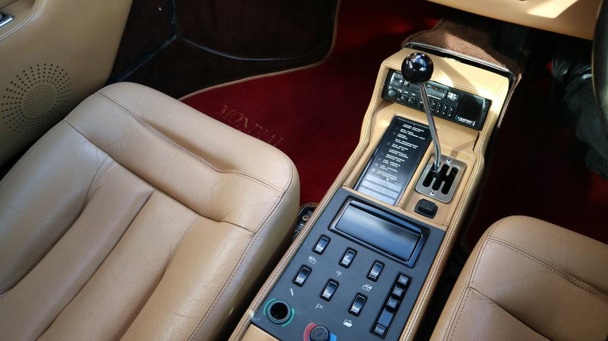 1985 Ferrari Mondial 8 Quattrovalvole  For Sale (picture 5 of 6)