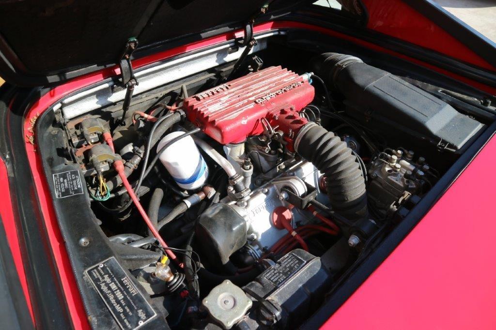 1985 Ferrari Mondial 8 Quattrovalvole  For Sale (picture 6 of 6)