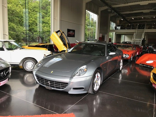 2005 Ferrari 612 Scaglietti * Like NEW * For Sale (picture 6 of 6)