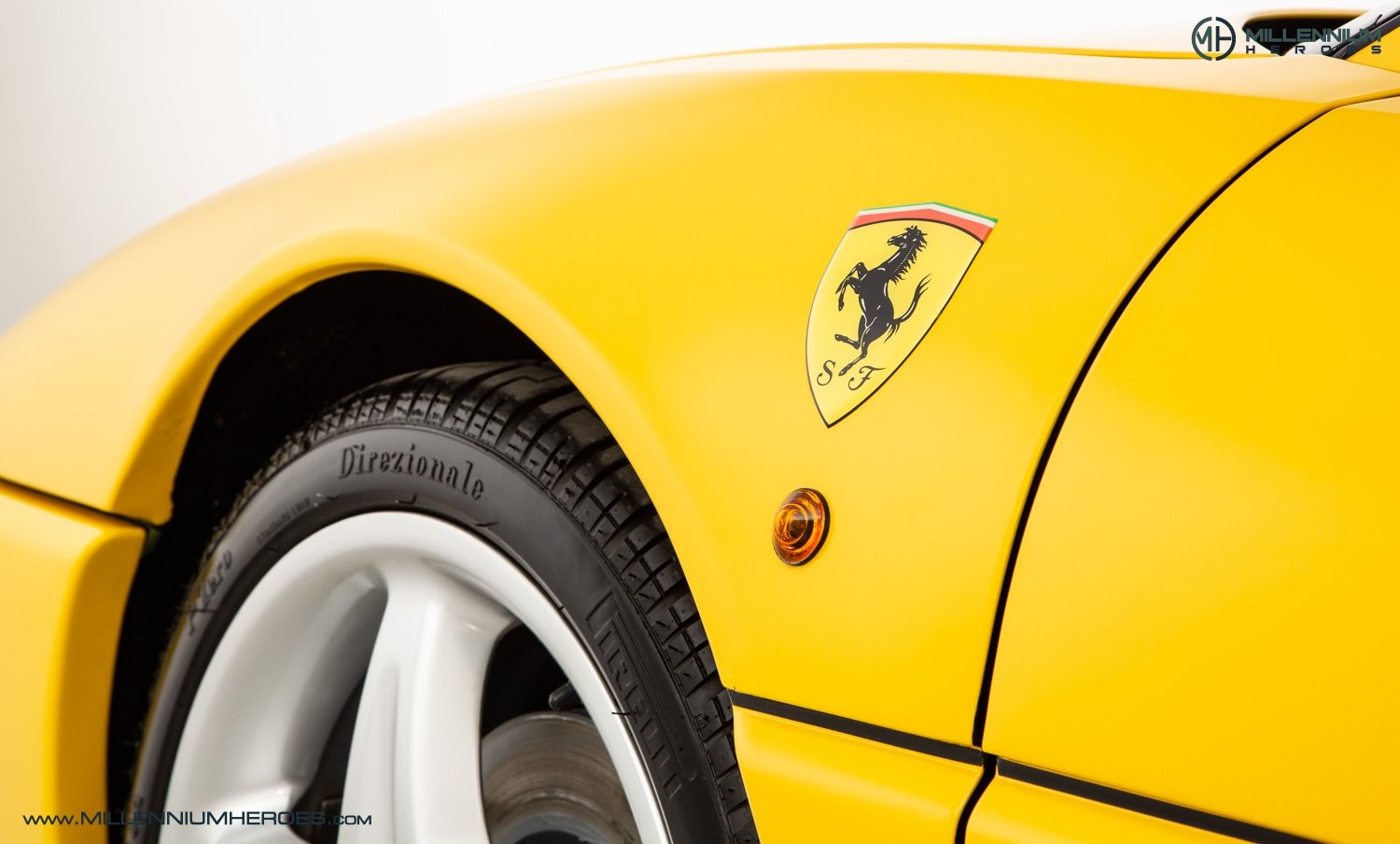1997 FERRARI F355 SPIDER // 6 SPEED MANUAL // UK RHD // FSH For Sale (picture 6 of 22)
