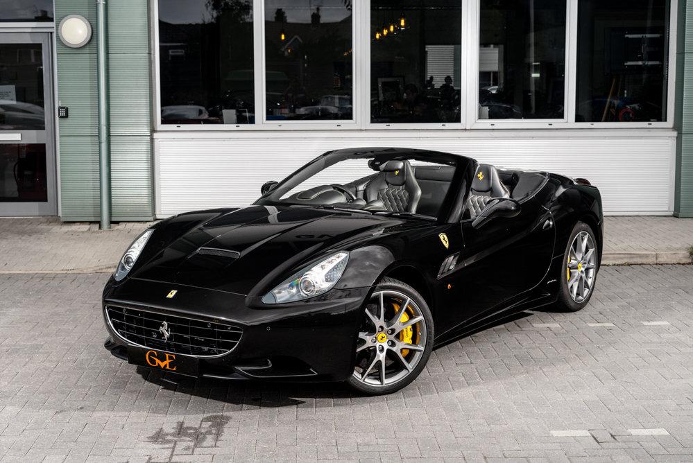 Ferrari California 2011 For Sale (picture 1 of 6)