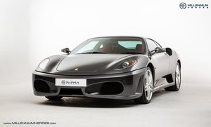 FERRARI F430 V8 // 6-SPEED MANUAL // UK RHD // FFSH