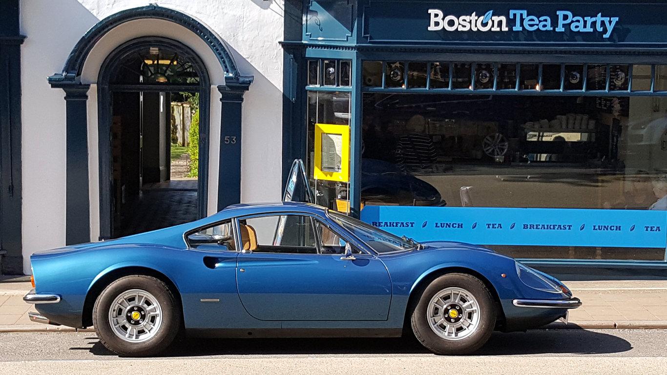 1973 RHD Ferrari Dino 246 GT - DEPOSIT TAKEN For Sale (picture 1 of 6)