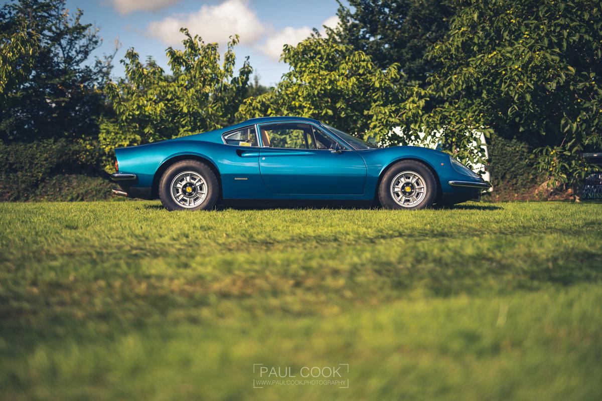 1973 RHD Ferrari Dino 246 GT - DEPOSIT TAKEN For Sale (picture 5 of 6)