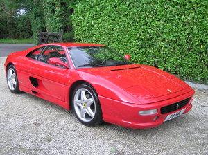 Ferrari f355 f1 berlinetta coupe auto/manual