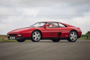 1990 Ferrari 348tb Pre-Production