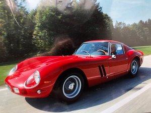 1962 Ferrari 250 GTO Replica Built by Giovanni Giordanengo