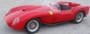 1958 Ferrari 250 TestaRossa Replica by Giovanni Giordanengo