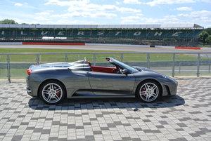 2005 Ferrari F430 Spider F1 RHD