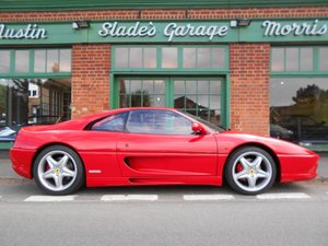 Picture of 1998 Ferrari 355 GTB Coupe Manual  For Sale
