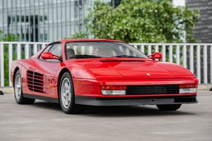 Picture of FERRARI TESTAROSSA pristine condition (1987) For Sale