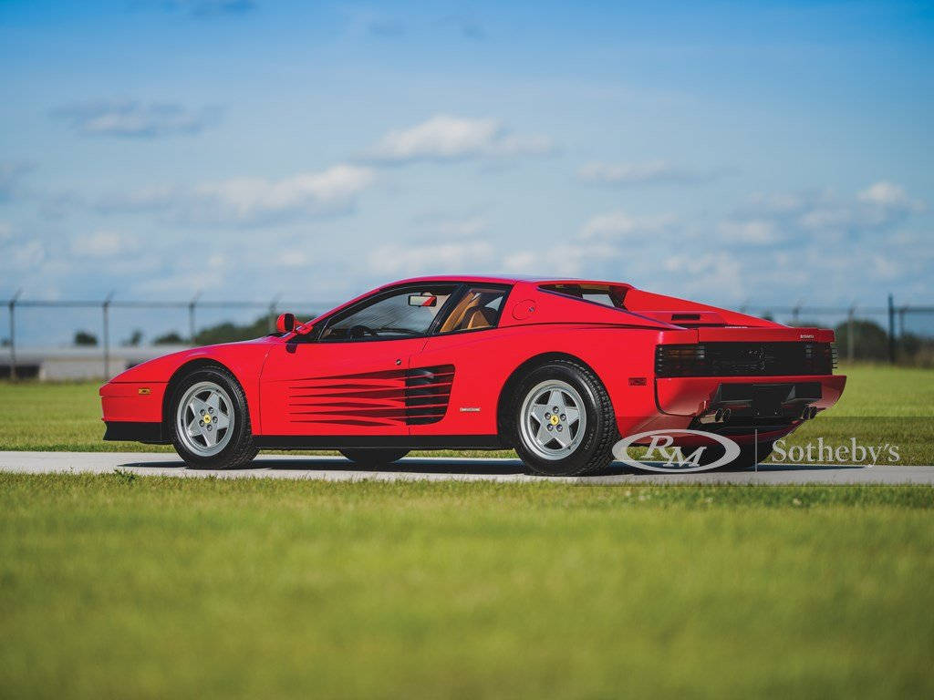 1991 Ferrari Testarossa  For Sale by Auction (picture 2 of 6)