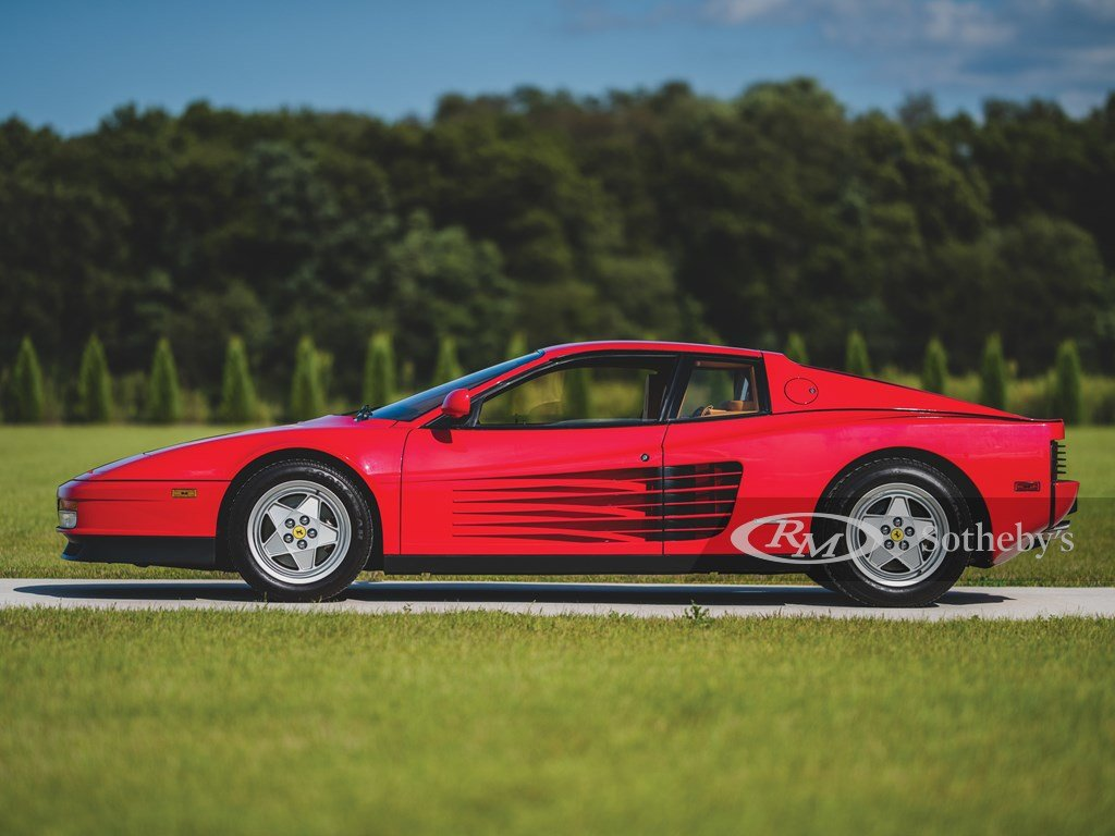 1991 Ferrari Testarossa  For Sale by Auction (picture 5 of 6)