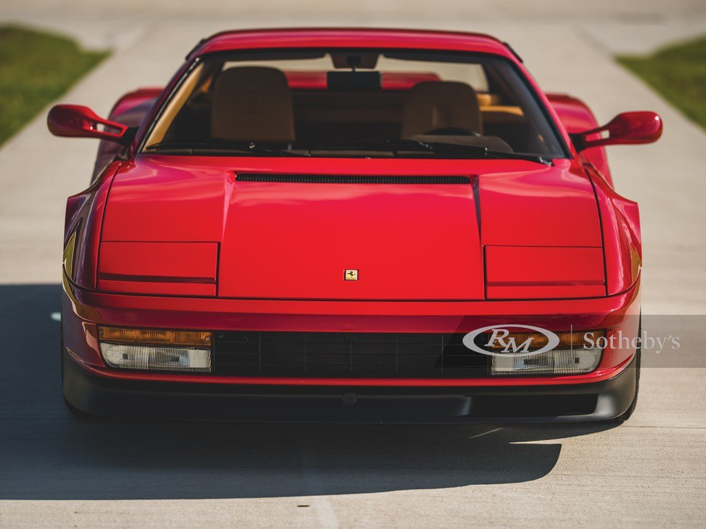 1991 Ferrari Testarossa  For Sale by Auction (picture 6 of 6)