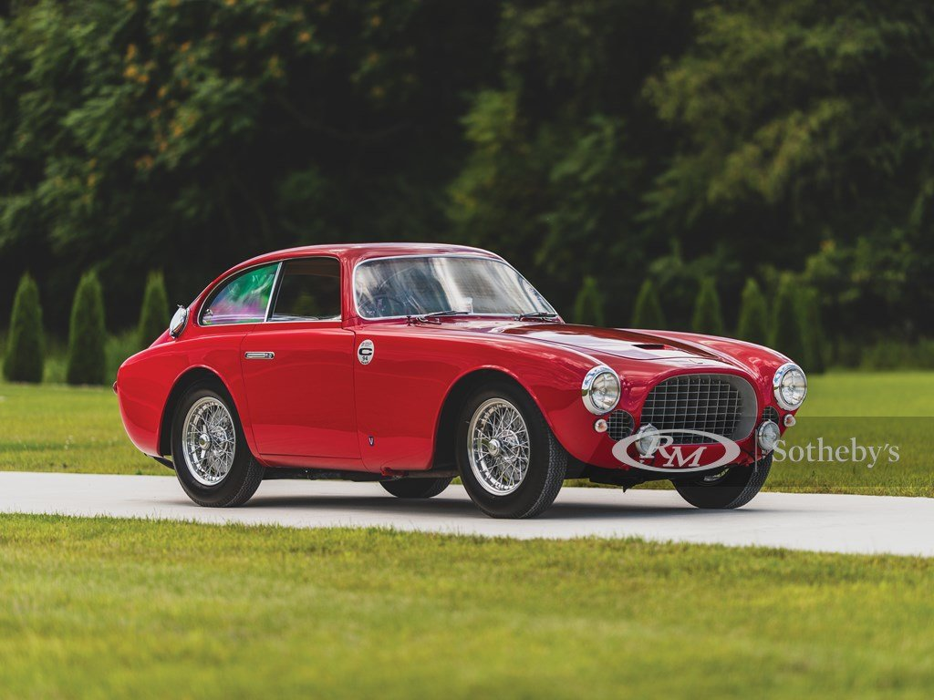 1952 Ferrari 225 S Berlinetta by Vignale For Sale by Auction (picture 1 of 6)