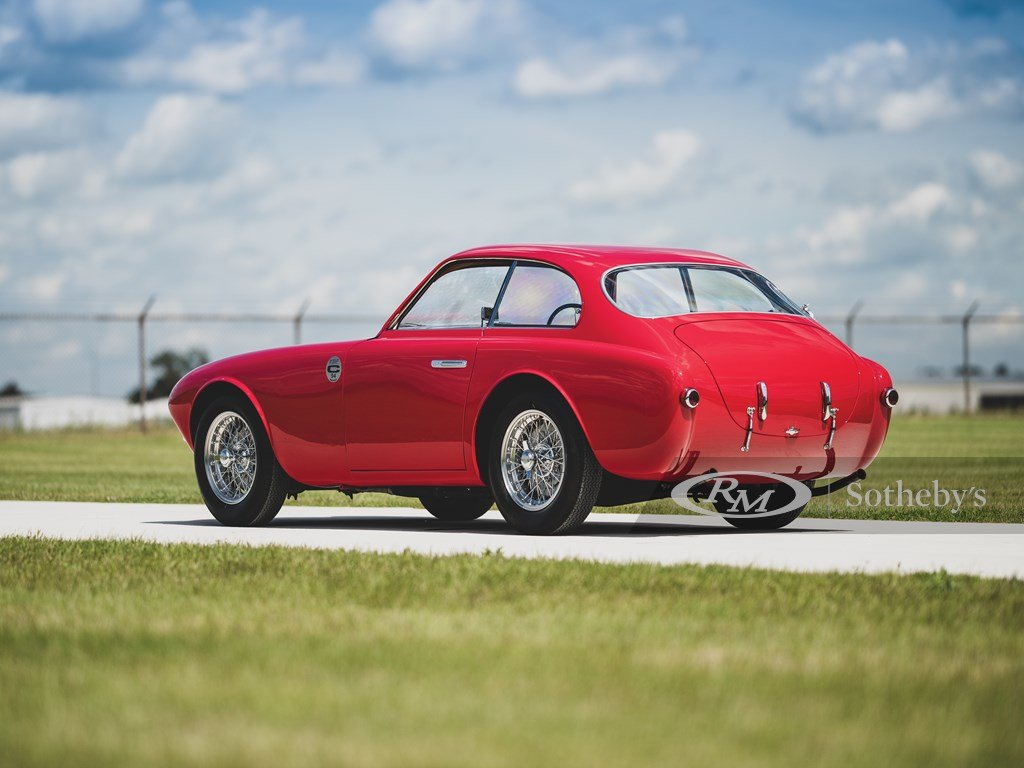 1952 Ferrari 225 S Berlinetta by Vignale For Sale by Auction (picture 2 of 6)