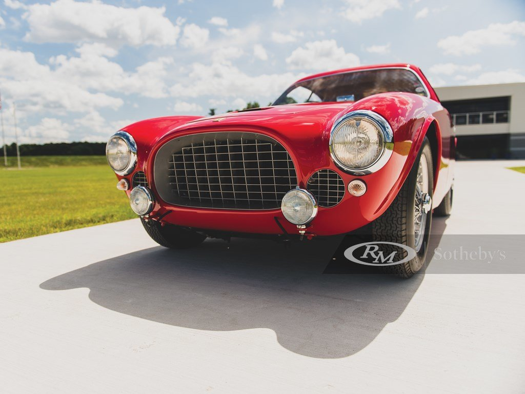 1952 Ferrari 225 S Berlinetta by Vignale For Sale by Auction (picture 6 of 6)