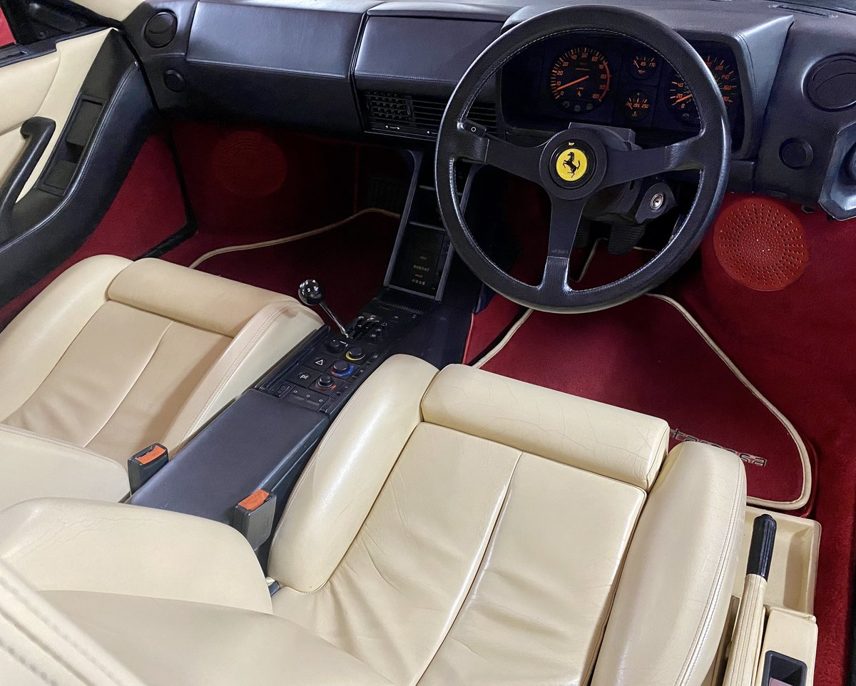 1990 Ferrari Testarossa For Sale (picture 3 of 24)